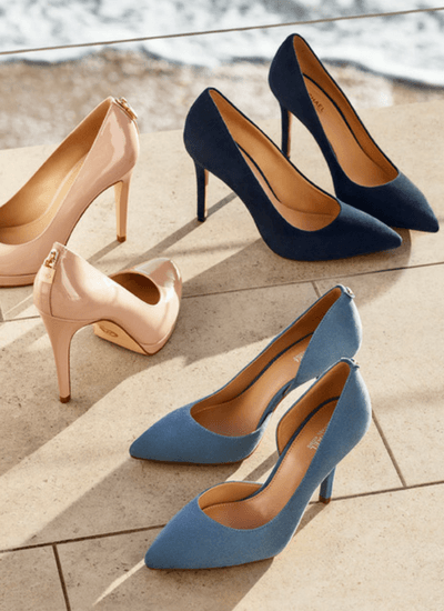 Everyone love Michael Kors shoes from Casa Authentique.