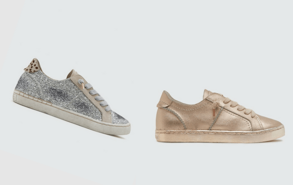 Sweet sneakers with bling by Dolce Vita at Casa Authentique.